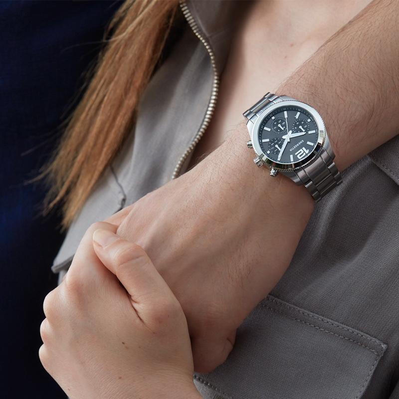 54b812c98 Magnetické hodinky 3183-2 - Energetix Šperk pro Muže