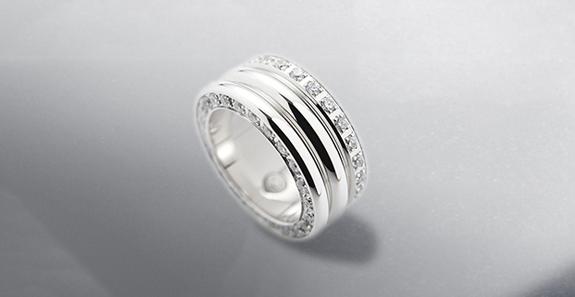 Energetix prsteny s magnety pro ženy