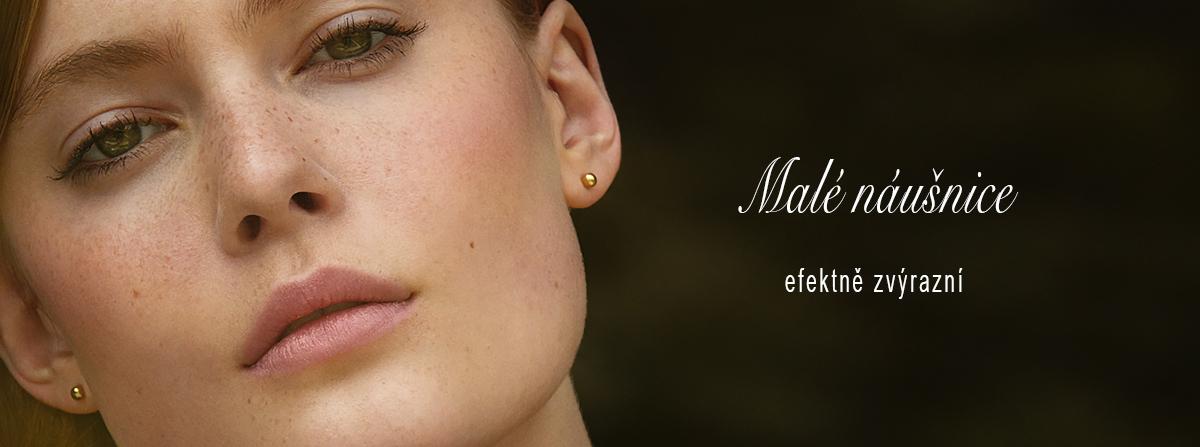 Jednoduchá elegance je motto těchto nenápadných malých náušnic s magnety, vyrobených z chirurgické ocele.